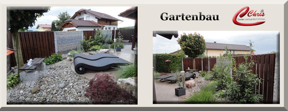 Gartenbau Chris Fuchsbichler in Freilassing