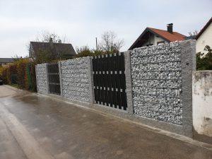 Zaunbau und Sichtschutz